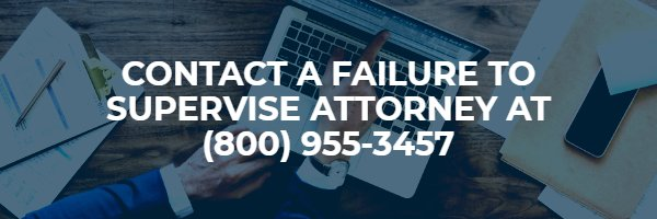 failure to supervise attorney